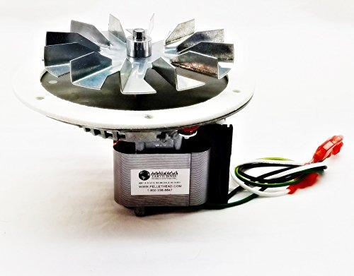 QuadraFire Combustion Motor Exhaust Blower Kit