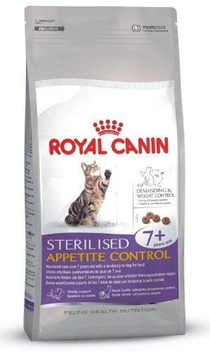 Royal Canin Feline Sterilised +7 Appetite Control, 1er Pack (1 x 3,5 kg)