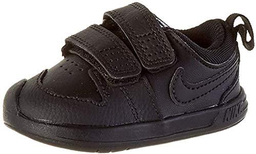 Nike Pico 5, Baskets Mixte bébé, Black/Black, 17 EU