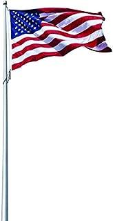Eder Flag Manufacturing Company, Inc Eder Flag Poly-Max U.S. Flag - 6' x 10', 1 Each