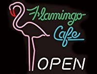 FLAMINGO CAFE 520×470 NEON SIGN (ネオンサイン)