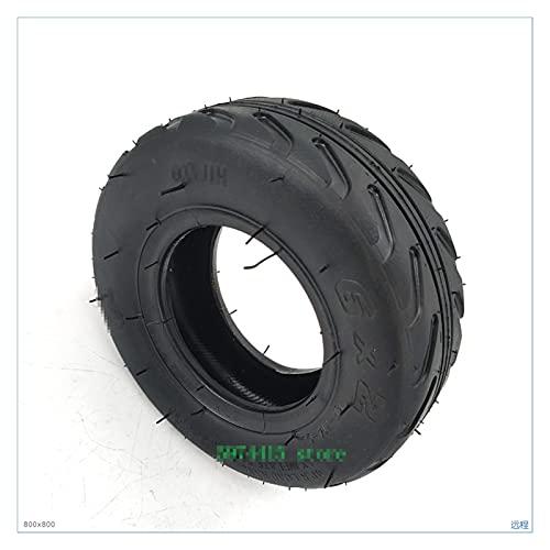 GUANGMING ZhengFeng Shop Neumático Interior y Externo de la inflación de 6 Pulgadas de 6 Pulgadas para la Silla eléctrica de la Rueda del Scooter 6x2 neumático neumático (Color : Outer Tire)