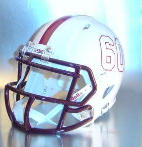 Mishawaka Cavemen 2012 - Indiana High School Football Helme Quality Discount mail order inspection MINI