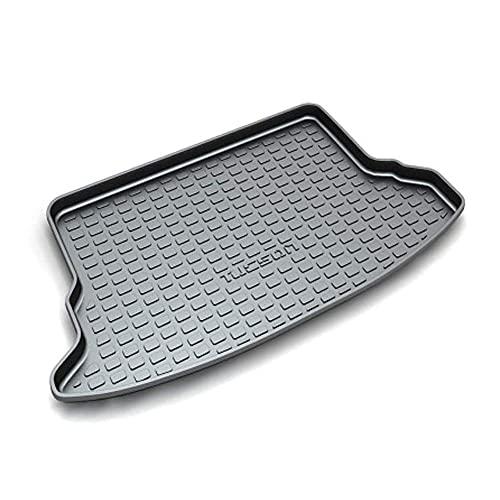 QKBJS Coche Alfombrillas Maletero, para Hyundai Tuscon Bandeja Equipaje Almohadilla Antideslizante Barro A Medida Auto Interior Accessories Alfombra Piso