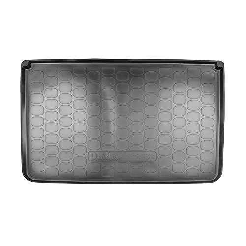 Sotra Auto Kofferraumschutz für den Renault Captur - Maßgeschneiderte antirutsch Kofferraumwanne für den sicheren Transport von Einkauf, Gepäck und Haustier