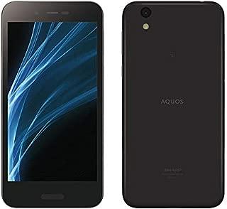シャープ SIMフリースマートフォン AQUOS sense lite SH-M05(ブラック) SH-M05-B