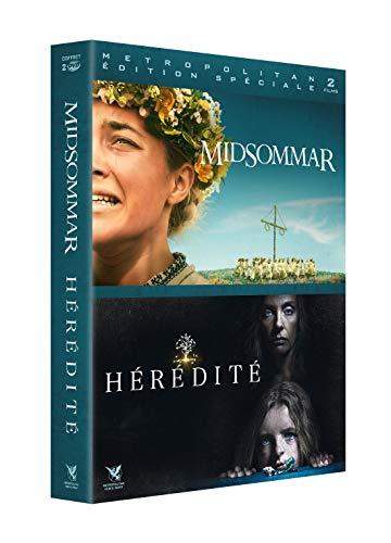 Coffret ari aster 2 films : hérédité ; midsommar