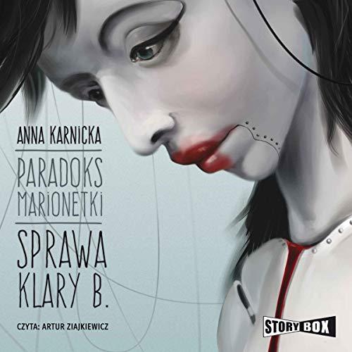 Paradoks marionetki audiobook cover art