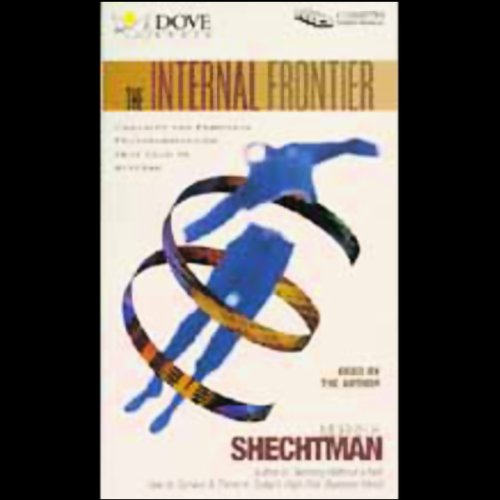 The Internal Frontier audiobook cover art