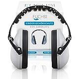 FUCHSI Kinder Gehörschutz | Ohrenschützer für Kleinkinder | Verstellbar | Ohrschutz Hörschutz...