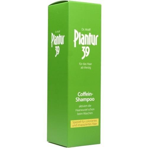 PLANTUR 39 COFFEIN SHA COL 250ml Shampoo PZN:5567533