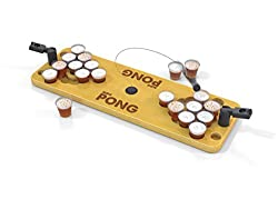 15+ Awesome Beer Pong Tables, Racks, and Accessories 5