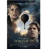 WEUEWQ Poster Der Aeronauten-Film Felicity Jones Eddie