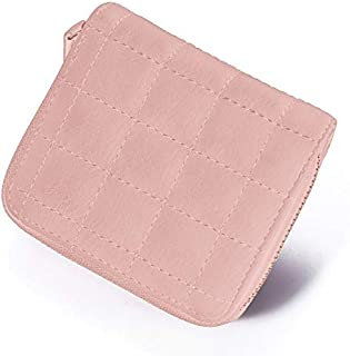 BESTVECH Beige Synthetic Women's Card Holder (EL-BTV-Parent)