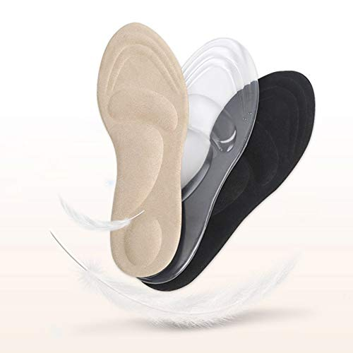 Pro11 Wellbeing TM solette ortopediche in silicone per massaggi 6 /– 10 donne