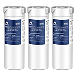 MARRIOTTO XWF Water Filter, Replacement for GE XWF, XWF Genuine Ge Refrigerator Compatible with GE French-door -3 Pack