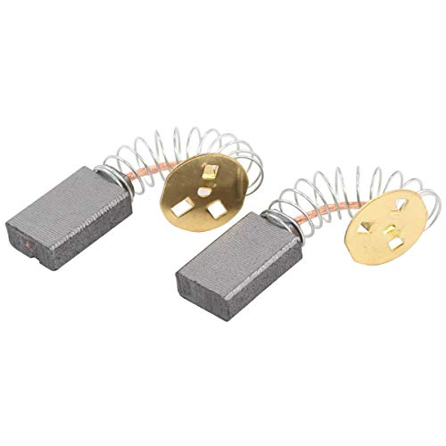 ApplianPar Pack of 2 DW705 DW708 Carbon Motor Miter Saw Brushes Set for Dewalt Power Tools, Table Saw, Circular Saw Replace 145323-06 145323-02 145323-03