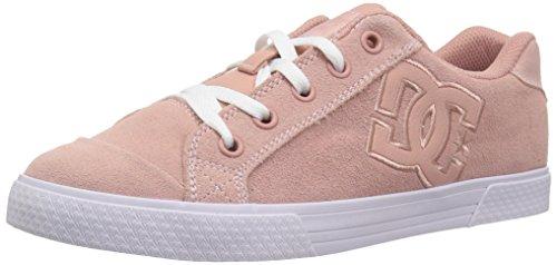 DC Chelsea Se Skateschuh für Damen, Pink (Pfirsichparfait), 35.5 EU