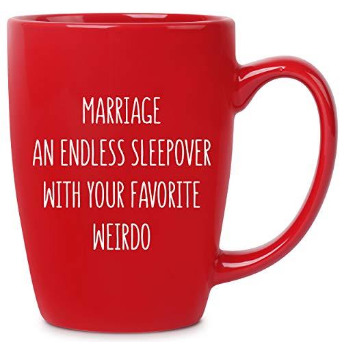 Marriage an Endless Sleepover