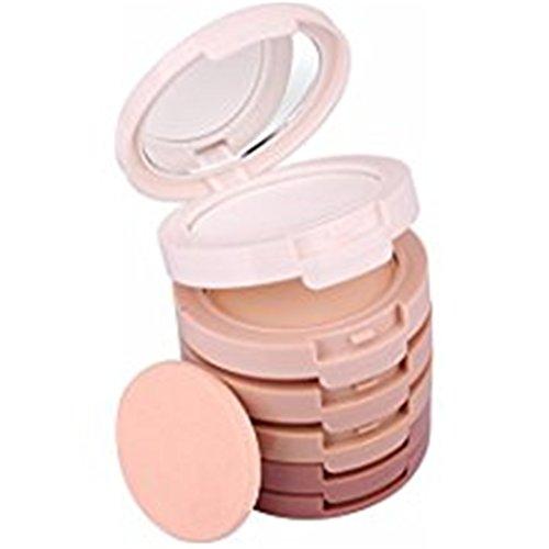Pure Vie® 5 Couleurs Palette de Maquillage Correcteur Camouflage Crème Cosmétique Set - Convient Parfaitement pour une Utilisation Professionnelle ou