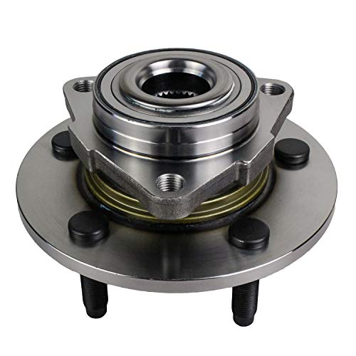 Price comparison product image Autoround Front Wheel Hub and Bearing Assembly 515072