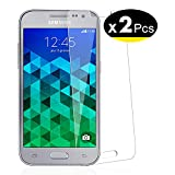 NEW'C Lot de 2, Verre Trempé pour Samsung Galaxy Core Prime (G360) Film Protection écran - Anti Rayures - sans Bulles d'air...