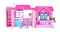 Mattel Barbie X7945 - Design-Ferienhaus