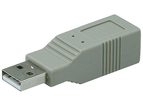 Monoprice USB 2.0 A Male/B Female Adaptor (100363)