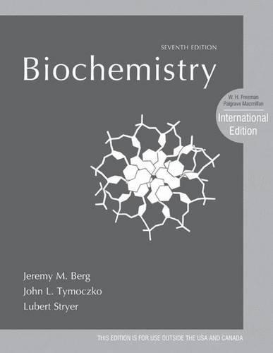 By John L Tymoczko Lubert Stryer Biochemistry Télécharger Pdf