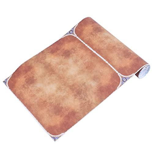 Yosoo123 Pegatinas Decorativas para baldosas de cerámica, Pegatinas Decorativas Autoadhesivas Impermeables, para escaparates, Puertas, Espejos, armarios, fregaderos, techos y Paredes