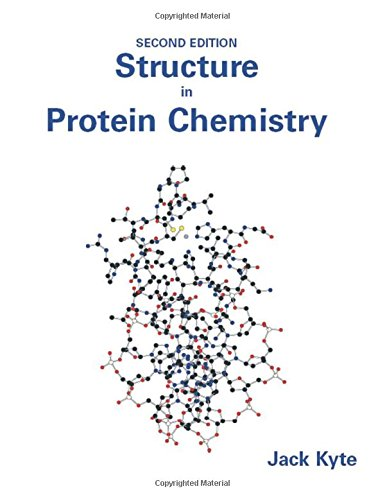 Jack Kyte: Structure in Protein Chemistry