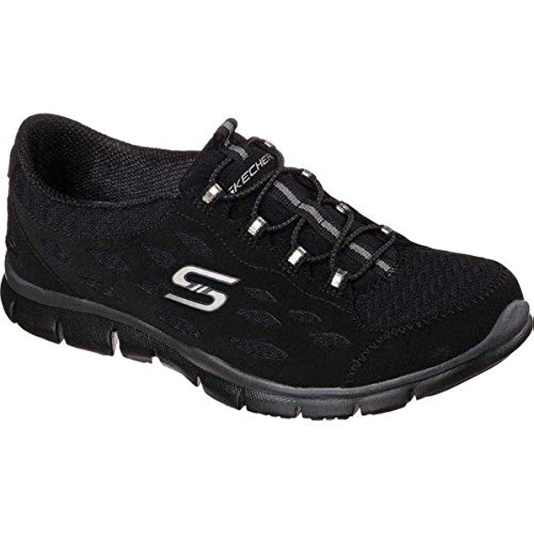 スムーズにスツールミニチュア[スケッチャーズ] レディース スニーカー Gratis Bungee Sneaker [並行輸入品]