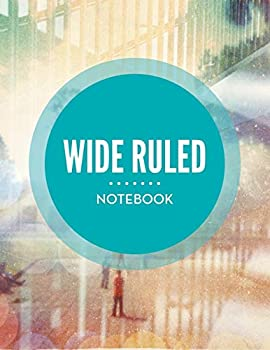 Diary Wide Ruled Notebook Book