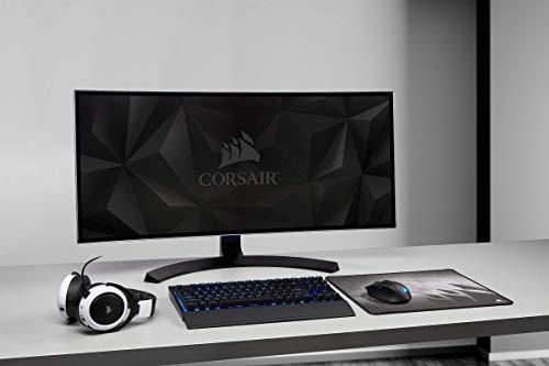 Corsair Harpoon Kabellose RGB Wiederaufladbare Optisch Gaming-Maus (mit SLIPSTREAM Technologie, 10.000DPI Optisch Sensor, RGB LED Hintergrundbeleuchtung) schwarz - 15