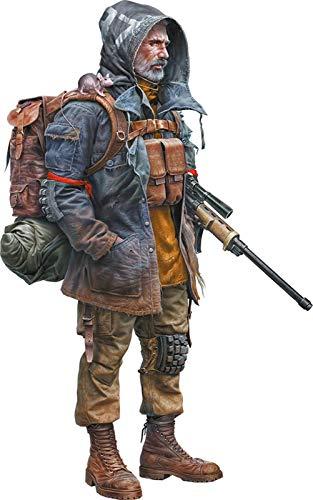 マスターボックス 1/35 Desert Battleシリーズ オールドリーダー ヴァデム 長距離襲撃 No.1 プラモデル MB3...