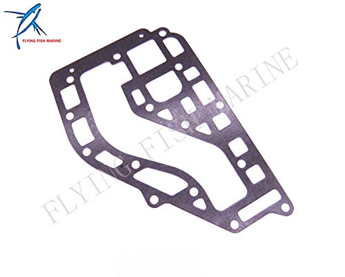 Ignar Boat Engine Outboard Engine 30F-01.04.00.13 Exhaust Outer Cover Gasket for Hidea 2-Stroke 30F 25F Boat Motor