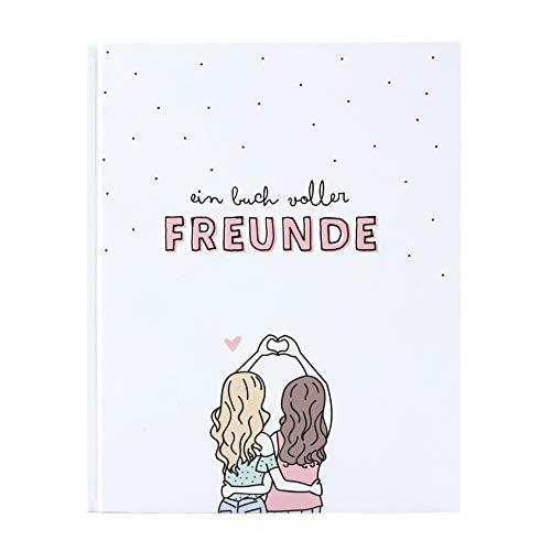 Odernichtoderdoch Freundebuch | EIN Buch voller Freunde |