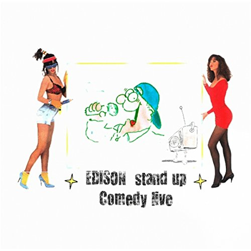 Edison stand up Comedy live Titelbild