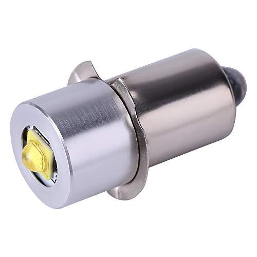 Naponior 3W LED Taschenlampe Ersatzteil LED Umbausatz Glühbirne für Maglite Taschenlampen Taschenlampe