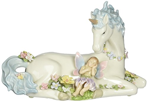 estatua unicornio fabricante Cosmos