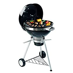 "Tepro kettle grill, ""Philadelphia"", black / stainless steel, 60 x 66 x 102 cm, 1118"