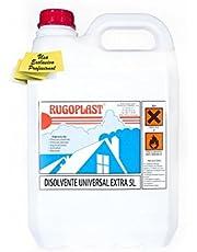 Rugoplast - Disolvente universal extra diluyente para pinturas y barnices en general, limpieza de utensilios