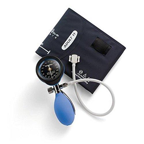 Welch Allyn DS-5521-149 Durashock DS55 - Esfigmomanómetro de mano, color azul