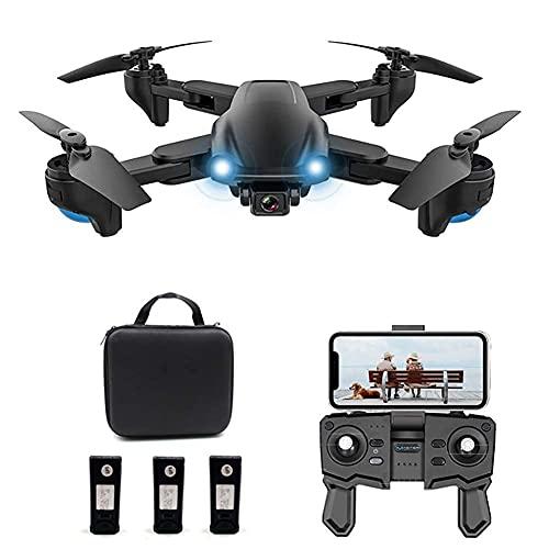 DCLINA Drone GPS con cámara 4K HD para