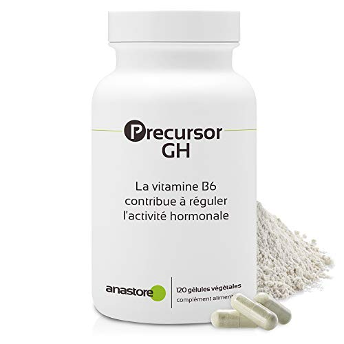 PRECURSOR GH * 120 capsule * Ricco di aminoacidi * Energia, Ossatura, Pelle, Peso, Rendimento Sportivo, Vitalità