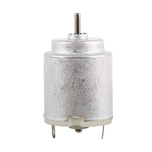 Aojing LHjin-Motores Micro-Motor de Velocidad de Salida, para la Nave de Coche de Bricolaje, DC 3V-6V 16500RPM