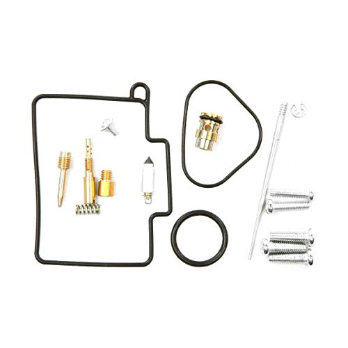 New All Balls 26-10030 Carburetor Rebuild Kit Compatible with/Replacement For Yamaha TTR50 2012-2019