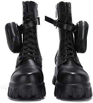 Cape Robbin Monalisa Combat Women's Boots