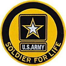 soldier for life badge