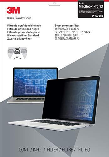 "Filtro de Privacidade 3M para MacBook Pro Retina Tela 13"" - Preto"